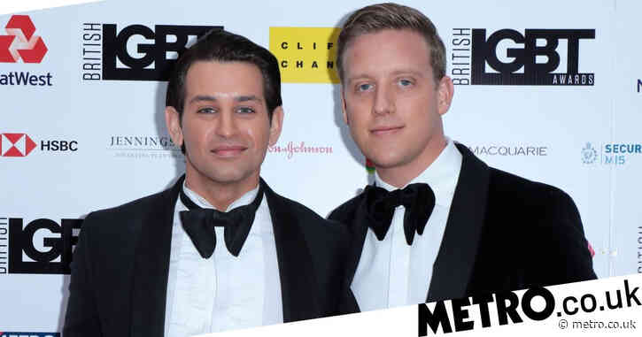 Made In Chelsea stars Ollie Locke and husband Gareth to welcome baby through surrogacy: 'I cannot wait to meet you little one'