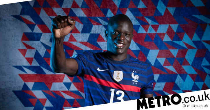 Arsenal legends Arsene Wenger and Patrick Vieira rave about Chelsea star N'Golo Kante