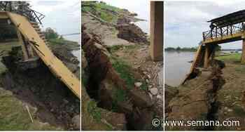 Alerta en Puerto Nariño por incremento del caudal del río Amazonas - Semana