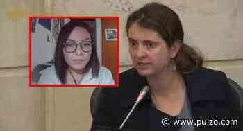 """[Video] Paloma Valencia y exlíder estudiantil se hablaron durito; """"No interrumpa"""", pedían - Pulzo.com"""