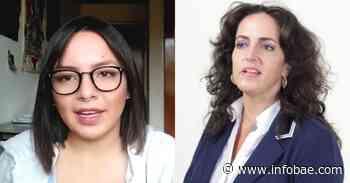 La cátedra que le dio Jennifer Pedraza a María Fernanda Cabal sobre el libre comercio - infobae