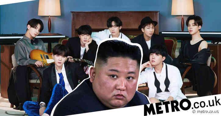"Kim Jong-un 'brands K-Pop ""vicious cancer""' as South Korean culture embraced around world"