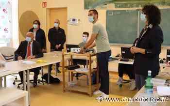 Clap de fin pour l'école de codage d'AubeterreAlain Rousset en campagne dans le Sud-Charente - Charente Libre
