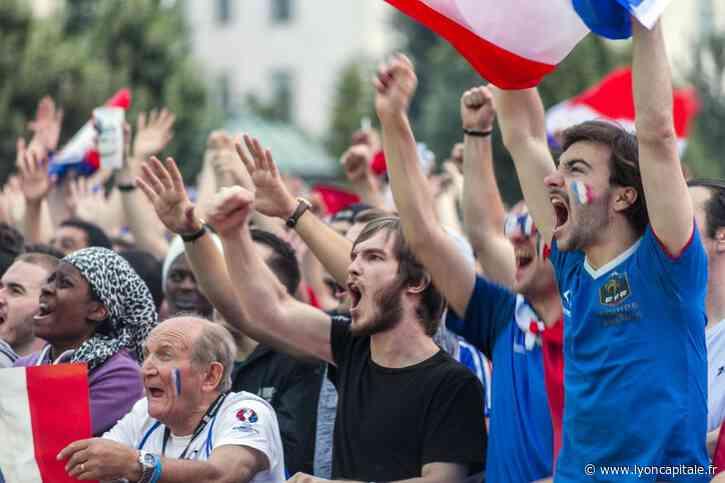 Métropole de Lyon : une fan zone de 900 places à Bron lors de deux matchs des Bleus pendant l'Euro - LyonCapitale.fr