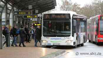 Flensburg: Aktiv-Bus: Linke fordert Sozialticket für 25 Euro   shz.de - shz.de
