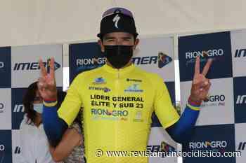Robinson Chalapud campeón de la Clásica de Rionegro 2021. Brayan Sánchez gana el circuito final - Revista Mundo Ciclistico