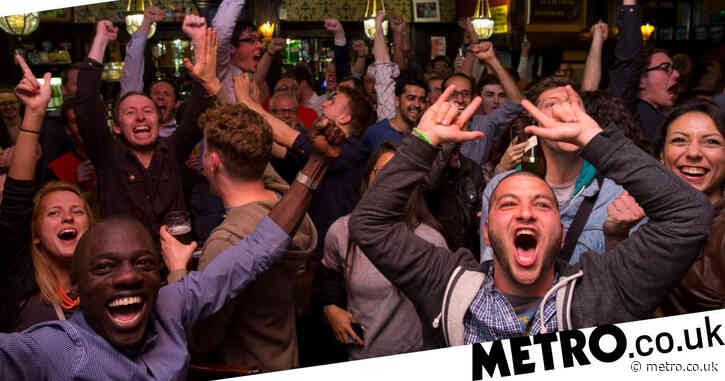 Euro 2020: Can you sing in pubs?