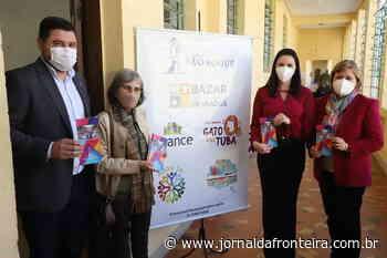 Com doações por aplicativo, Celepar arrecada 730 peças para instituição de Piraquara - Jornal da Fronteira
