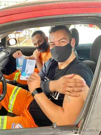 Piraquara começa a vacinar trabalhadores da limpeza contra Covid-19 nesta sexta-feira - Banda B - Banda B