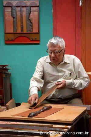 MON leva a obra de Antonio Arney a Piraquara, terra natal do artista - Bem Paraná - Bem Paraná