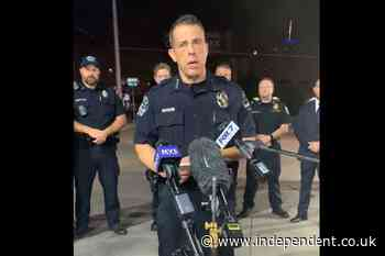 Gunman at large after shooting in Austin, Texas bar district leaves 13 in hospital