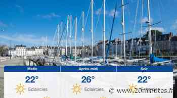 Météo Valence: Prévisions du samedi 12 juin 2021 - 20minutes.fr