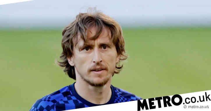 Croatia's Luka Modric rates England's chances of winning Euro 2020 ahead of opening clash
