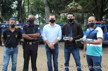 Prefeitura de Capivari adquire Drone Policial para ajudar a combater crimes e aglomerações - SeuJornal