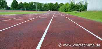 Sportanlage in der Hansestadt Gardelegen wieder in einem sehr guten Zustand - Volksstimme