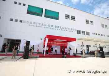 San Martín: Inauguran hospitales en Bellavista y Saposoa - INFOREGION