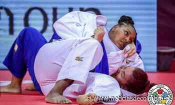 Rochele Nunes derrotada no campeonato do Mundo de Judo - Notícias de Coimbra