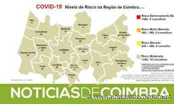 Cinco municípios da Região de Coimbra sem registo de novos casos de covid-19 - Notícias de Coimbra