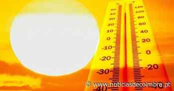 Temperaturas chegam aos 33 graus esta sexta-feira – Notícias de Coimbra - Notícias de Coimbra