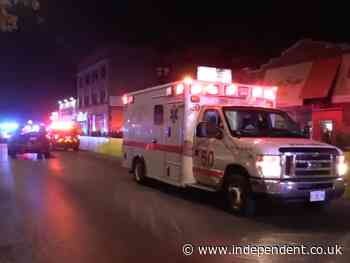 Mass shooting in Chicago leaves one dead and at least nine wounded