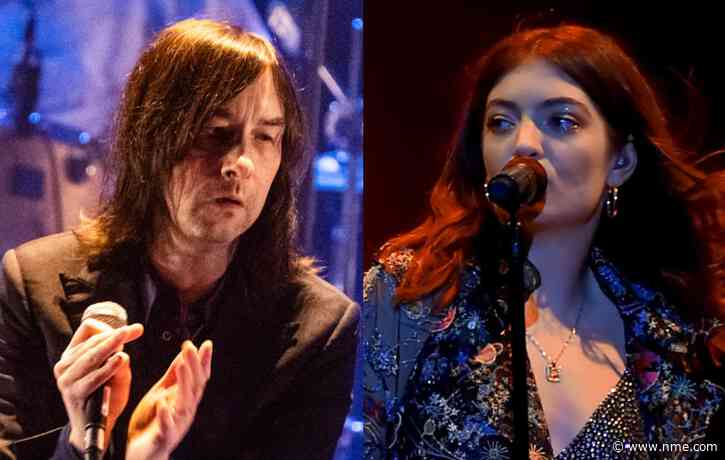 "Primal Scream say they ""love"" Lorde's new single, 'Solar Power'"