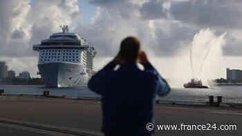 Cruceros en EEUU impacientes por zarpar desde Florida, pero es complicado - FRANCE 24