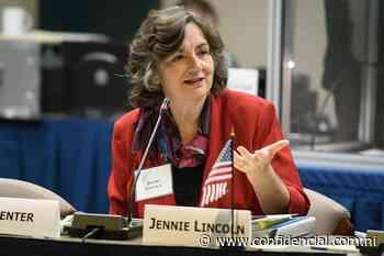 """Jennie Lincoln: Participar o no en elecciones """"no es la decisión"""" - Confidencial"""
