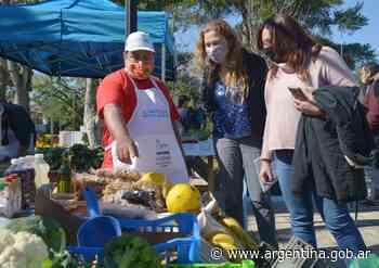 Agricultura lanzó El Mercado en tu Barrio en San Roque, Corrientes - Argentina.gob.ar Presidencia de la Nación