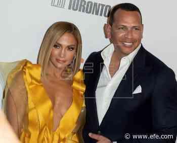 Jennifer López y Alex Rodríguez anuncian el fin de su relación - EFE - Noticias
