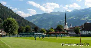 Eine Woche Zillertal - Werder Bremen