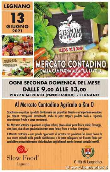 A Legnano, domenica 13, prima edizione del Mercato di Slow Food - Ticino Notizie
