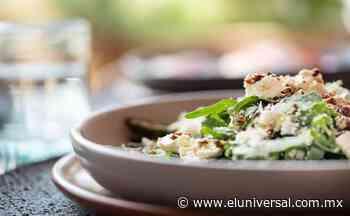 #RECETA Espárragos rostizados, arúgula, nuez, queso de cabra y parmesano   El Universal - El Universal