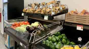 UF Health Jax Prescribes Produce With New 'Food Pharmacy' Program - WMFE