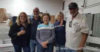 Del Mar Kiwanis Club volunteers at North County Food Bank - Del Mar Times