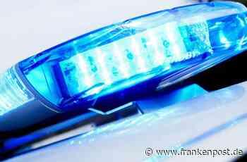 B 173 bei Berg - Harley-Fahrer bei Unfall verletzt - Frankenpost