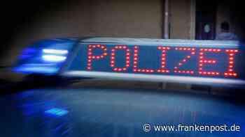Aquaplaning - Auto überschlägt sich auf der A 72 bei Köditz - Frankenpost