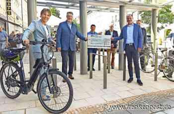 Fahrrad-Abstellanlage in Hof - Vorzeigeprojekt in der Kritik - Frankenpost