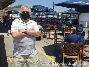 Weather co-operates as patios reopen in Chatham-Kent - Strathroy Age Dispatch