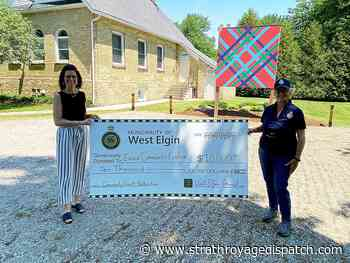 Grant will help repair Eagle Community Centre - Strathroy Age Dispatch