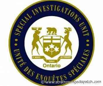 Watchdog probes arrested man's injuries following crash - Strathroy Age Dispatch