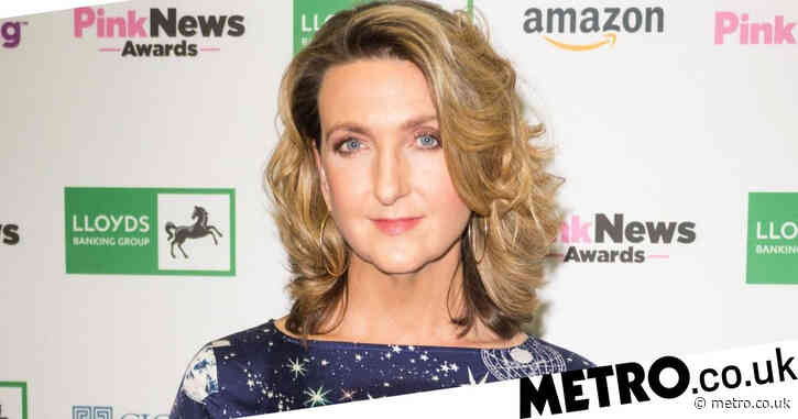 Victoria Derbyshire branded 'treacherous c***' as she details vile abuse after BBC News interview on England players taking the knee