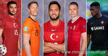 Five players Newcastle United will be watching at EURO 2020