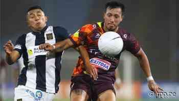 Con las manos vacías: Alianza Lima perdió ante Santa Rosa y fue eliminado en la Copa Bicentenario 2021 - RPP Noticias