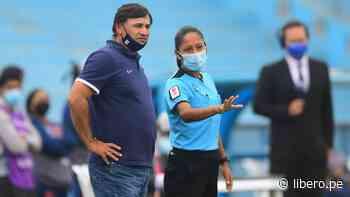 Alianza Lima: Carlos Bustos potenciará al equipo en la Copa Bicentenario - Libero.pe