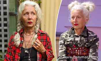 Big Brother's oldest housemate Sarah Jane Adams, 65, reveals she has an OUTDOOR toilet and shower