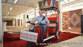 Schramberger Original - Peter Renz will wirklich Ernst machen und hört auf - Schwarzwälder Bote
