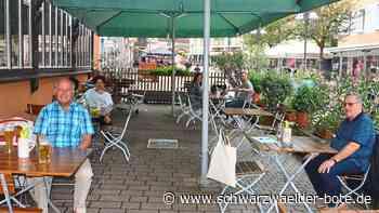 Wirte in Schramberg erzählen - Harte Zeiten für Gastronomen und Gäste - Schwarzwälder Bote