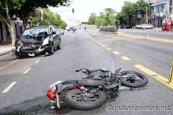 Corrientes: el 60% de los siniestros viales fatales están vinculados a motos - Misiones OnLine