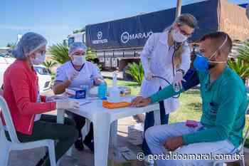 SEMUS Gurupi realiza barreiras sanitárias neste fim de semana - Portal do Amaral