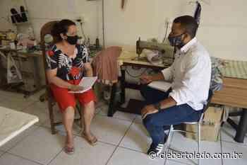 Senai realiza consultoria em empresa de moda feminina em Gurupi - Cleber Toledo